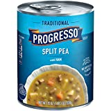 #3: Progresso Soup, Traditional, Split Pea with Ham Soup, 19 oz Can