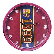 Official FC BARCELONA Established 1899 Wall Clock