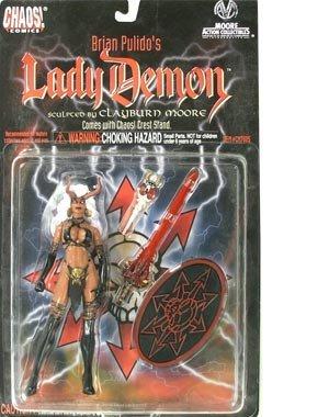 Brian Pulido's Lady Demon Action Figure