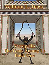 Versipellis: Book One of The Gods Among Us (The Gods Among Us Trilogy 1)