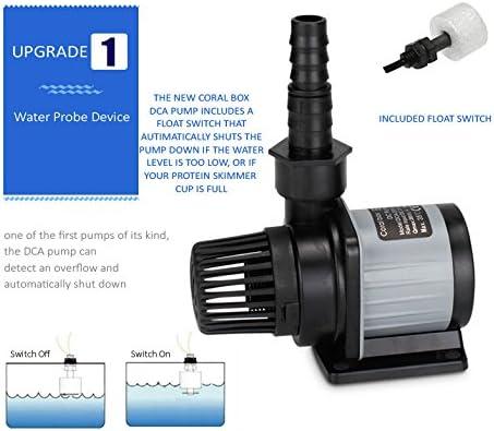 Coral Box DCA-3000 Bomba de Agua Alternativa de Jebao DCS3000
