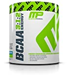 Muscle Pharm BCAA Energy Powder, Blue Raspberry, 0.51 Pound Review