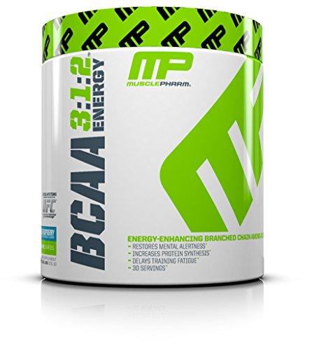 Cheap Muscle Pharm BCAA Energy Powder, Blue Raspberry, 0.51 Pound
