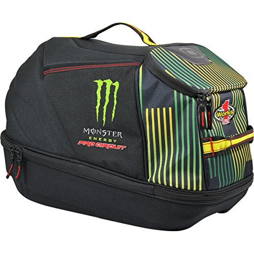 Pro Circuit 55165 Monster Helmet Case Bag (Helmet Monster) (Circuit Gear Bag)