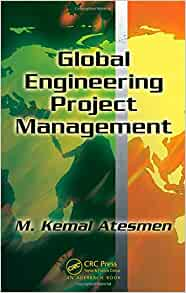 amazoncom global engineering project management   kemal atesmen books