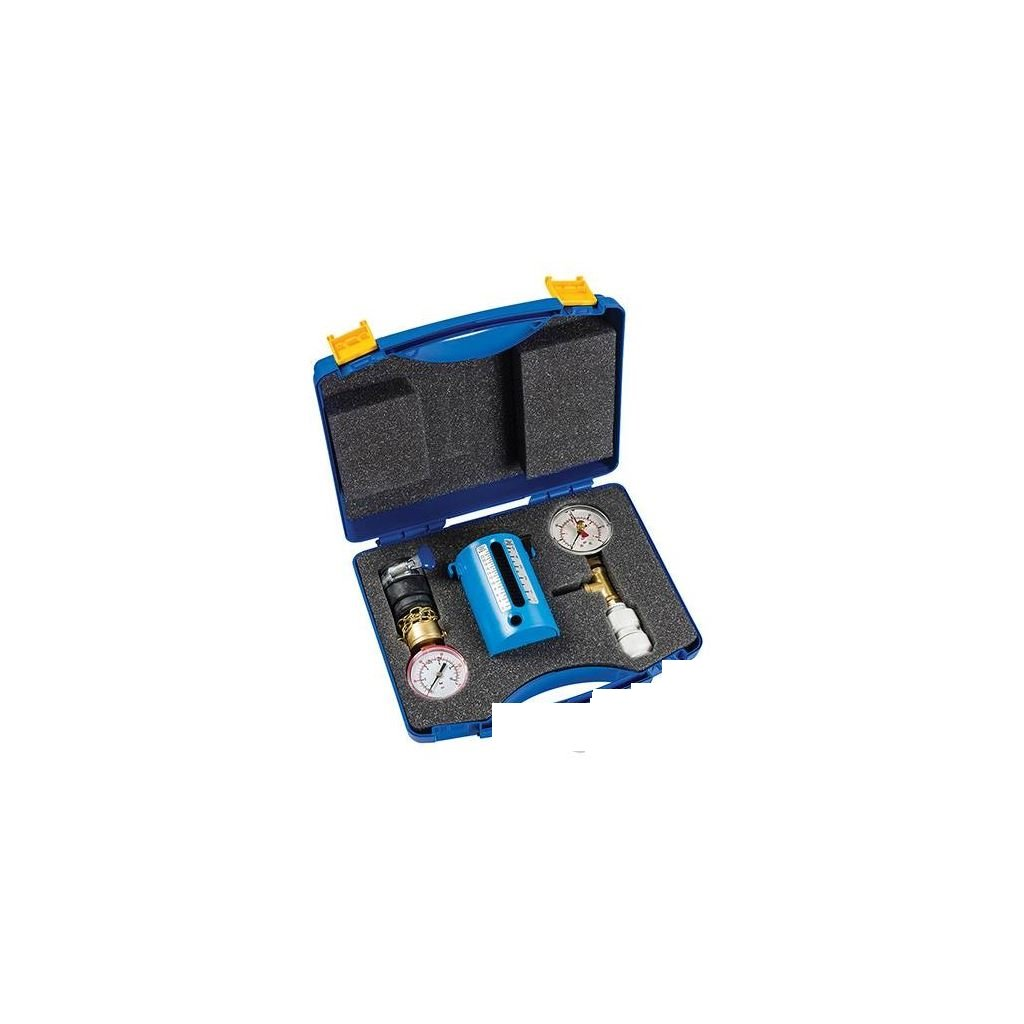 Dickie Dyer 977466 40.221 Combined Flow Wet Pressure and Dry Test Kit  2.5 - 22 Litre