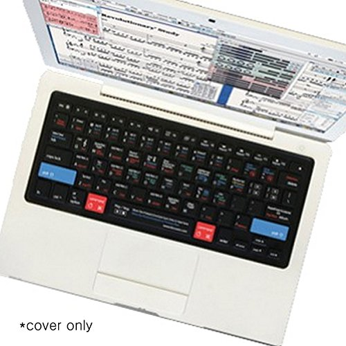 Editors Keys Sibelius Keyboard Cover | Shortcut Printed Cover for MacBook MacBook Air 13 MacBook Pro