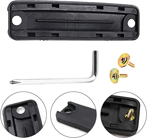Wrench Fits For Toyota Lexus Trunk Hatch Liftgate Switch Latch Button Cover
