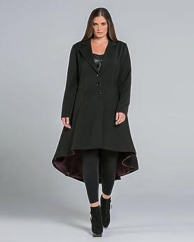amaxon cappotti donna curvj