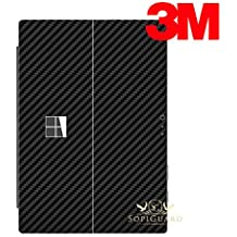 SopiGuard 3M 1080 Carbon Fiber Vinyl Skin for Microsoft Surface Pro 4