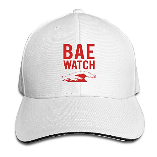 Price comparison product image White Bae Watch Adjustable Ball Cap