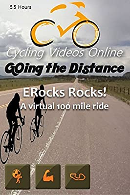ERock Rocks! A Virtual 100 Mile Ride. Indoor Cycling Training / Spinning Fitness and Workout Videos by None: Amazon.es: Cine y Series TV