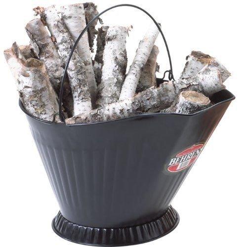 Behren s Black Fireplace Bucket 6546725 product image