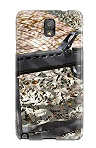 Viktoria Metzner's Shop New Tpu Hard Case Premium Galaxy Note 3 Skin Case Cover(machine Gun) 2556359K56283224