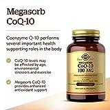 Solgar Megasorb CoQ-10 100 mg, 90 Softgels