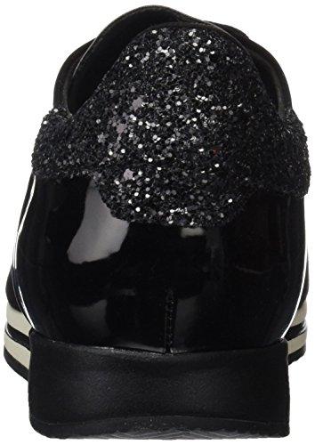Para Negro Chewa A Zapatillas black Geox Mujer qxXtvgqw