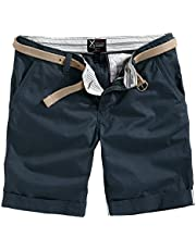 Trooper Herren Chino Shorts Bermuda Kurze Hose, 5 Farben