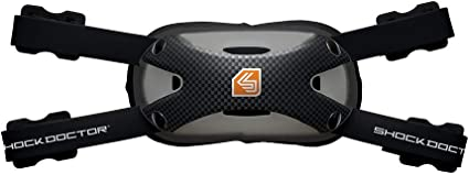 Shock Doctor Ultra Carbon Chin Strap //  MSRP $19.99 L//XL