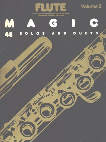 Flute Magic 48 Solos and Duets Volume 2