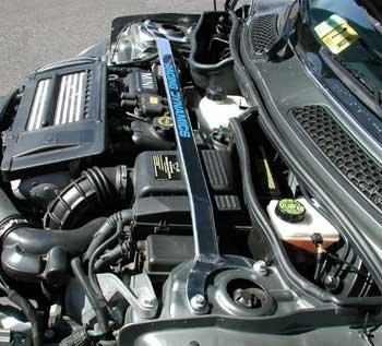Racing Dynamics 196.99.50.010 Front strut brace for MINI Cooper R50 &
