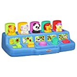 Toys : Playskool Play Favorites Busy Poppin' Pals, Pop Up Activity, Ages 9 months and up (Amazon Exclusive)