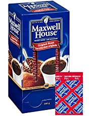 Maxwell House Instant Coffee Packets, 1.6 g Packets (Pack of 100)