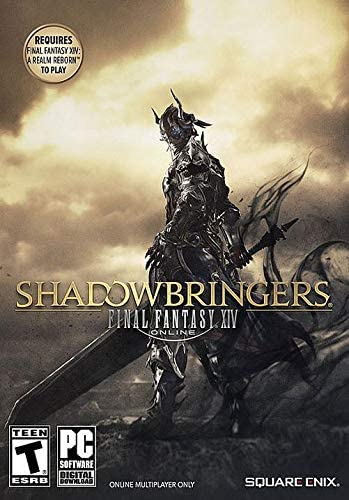 Amazon com: Final Fantasy XIV: Shadowbringers [Online Game Code