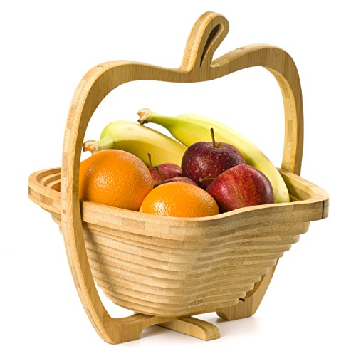 Dried Fruit Gift Basket - Tray Turns into Basket - Healthy Gourmet Snack Box - Holiday Food Tray - G - http://coolthings.us