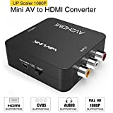 xbox customer service n - RCA to HDMI Converter,Wavlink 1080p 3RCA to HDMI CVBS AV Composite Video Audio Adapter with USB Charge Cable Support 1080P for PC Laptop Xbox PS4 PS3 TV STB VHS VCR Camera DVD