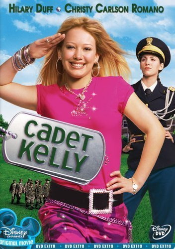 Cadet Kelly by Buena Vista Home Entertainment / Disney by Larry Shaw