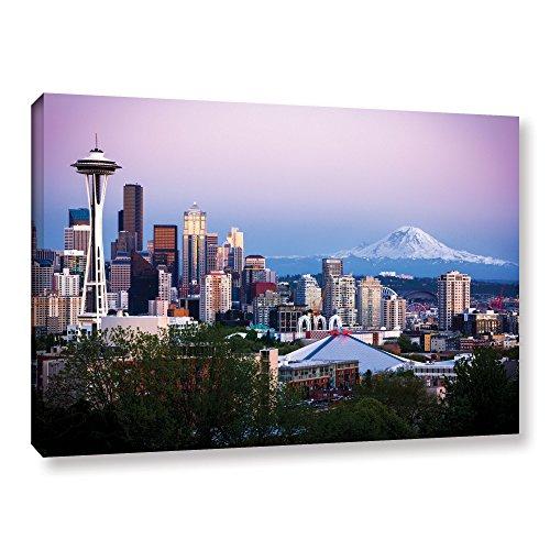Art Wall Seattle Rainier Gallery product image