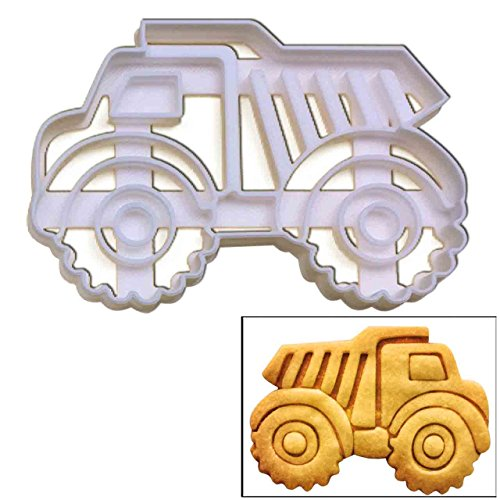 dump truck cookie cutter - 4