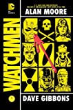 Front cover for the book Watchmen by Alan Moore