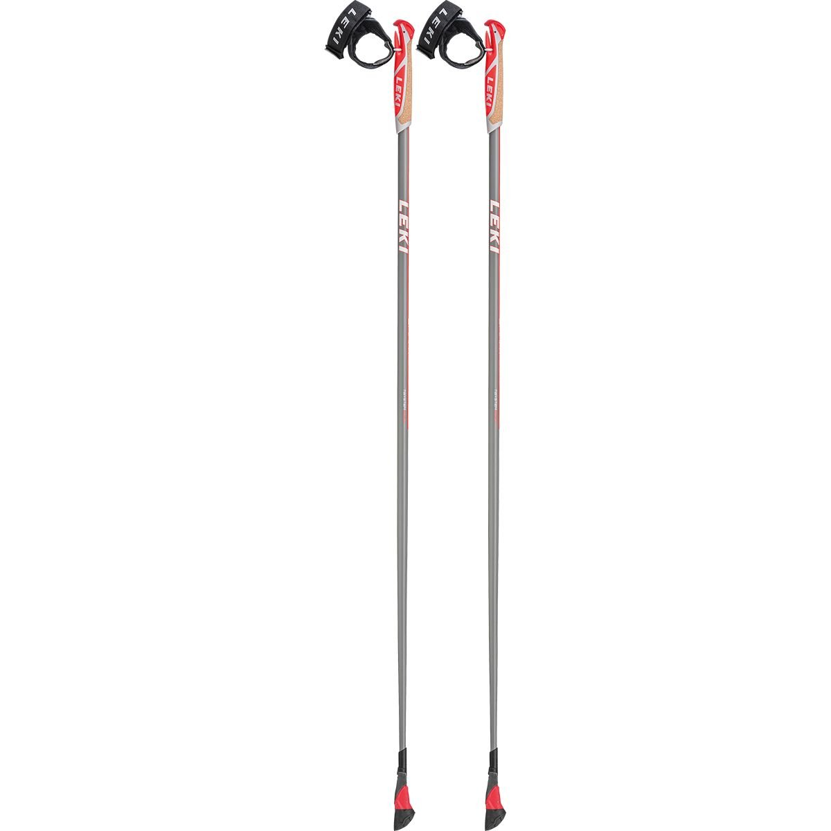 LEKI smart Carat Nordic walkingstöcke trekkingstock teleskopstock neu