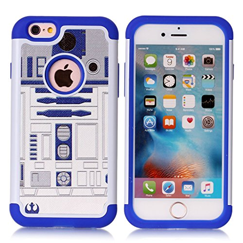 Iphone 6S Case,Iphone 6 Case - R2D2 Astromech Droid for sale  Delivered anywhere in USA