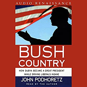 Bush Country Audiobook