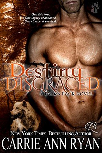 Destiny Disgraced (Talon Pack Book 6) (Shifter Finger)