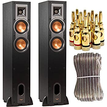51nqrXXlMJL._SL500_AC_SS350_ amazon com klipsch r 26f floorstanding speaker (each) home audio RF-82 System Home Theater at bakdesigns.co