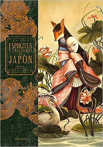 Espíritus y criaturas de Japón de Lafcadio Hearn