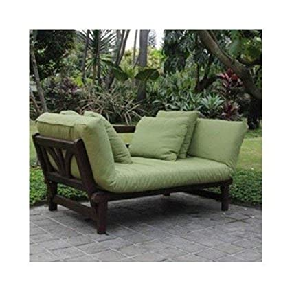 Amazon.com: Studio Outdoor sofá, sillón ...