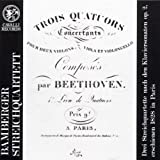Beethoven: 3 String Quartets after the Piano Sonatas Op 2, Arranged by Beethoven