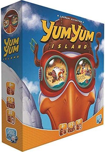 Space Cowboys Yum Island-Español, Color (SCOYY01ES): Amazon.es: Juguetes y juegos