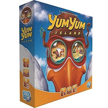 Space Cowboys Yum Island-Español, Color (SCOYY01ES): Amazon.es ...