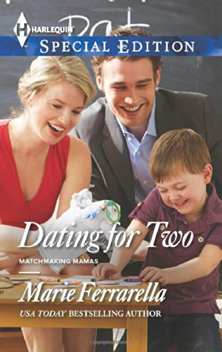 book cover of Dating for Two