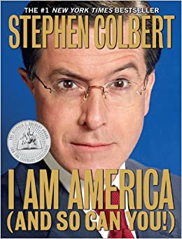 Image result for i am american and so can you stephen colbert
