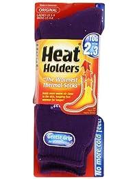 Heat Holders Thermal Socks, Women's Original, US Shoe Size 5-9, Purple