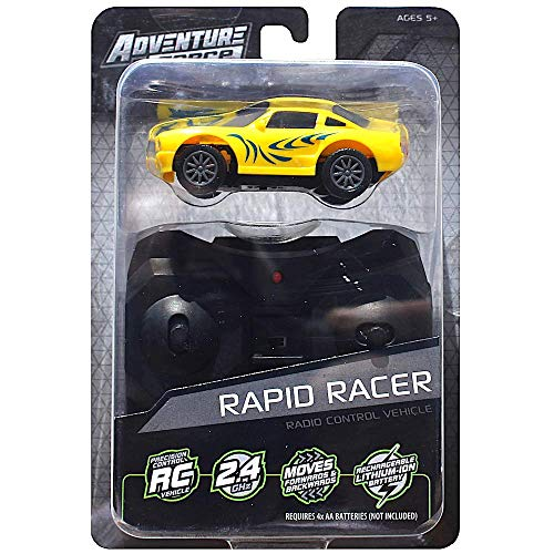 Adventure Force Yellow Rapid Racer Car 2.4 GHZ Micro