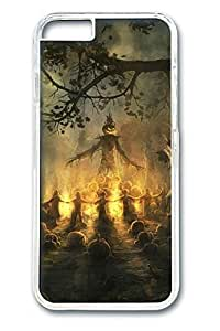 For Case Iphone 4/4S Cover and Cover Halloween Gathering PC For Case Iphone 4/4S Cover transparent