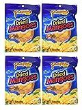 Philippine Brand Dried Mangoes, 3.53oz, 4 packs