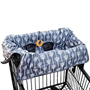 Prince Lionheart Shopping Cart/Highchair Cover